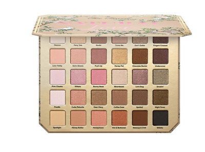 Palette Natural Love EYE SHADOW COLLECTION de type too faced