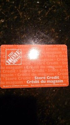 365 dollars in home depot store credit