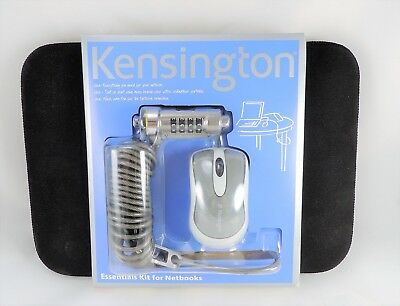 Kensington Essentials Kit For Netbook