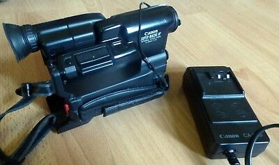 """Canon - """"UC 15"""" 8mm Video Camcorder - Sehr Guter Zustand"""