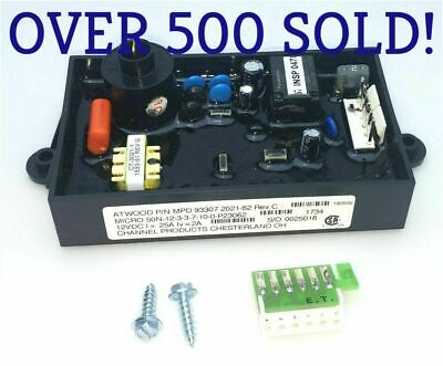 Atwood  93253 RV Water Heater PC Circuit Control Board (93865) SAME DAY SHIPPING