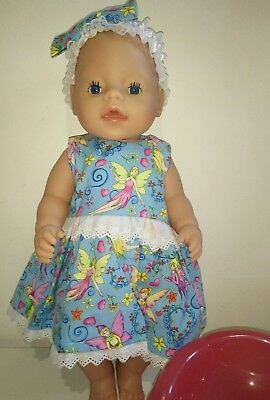Zapf Creations Interactive Baby Born Doll Cries Real Tears