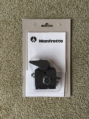 Manfrotto 323 Quick Change Adapter For Camera And Tripod - New