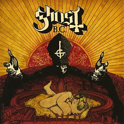 Ghost B.c.-Infestissumam-Japan Cd Bonus Track