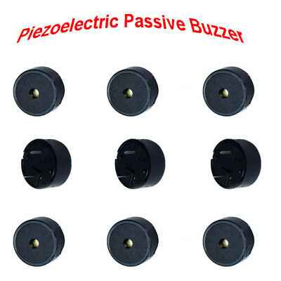 Diameter 14~22mm Piezoelectric Passive Buzzer Summer Alarm Pitch 10mm 12V AC