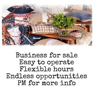 Business For Sale Endless Opportunity