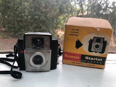 Vintage Brownie Starlet Camera