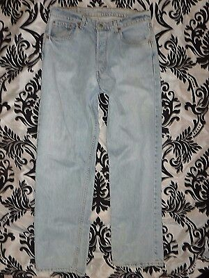 Original Levi's * Vintage 1980's  jeans size 35 513 high waisted Unisex Faded