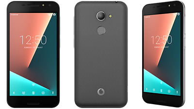 Vodafone Smart N8 16GB 13MP 4G Mobile Phone - Prime Black (Unlocked)