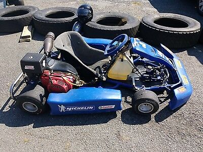 Thunder Kart Biz  With Adjustable Seat Pedals Great Son And Dad Free Delivery
