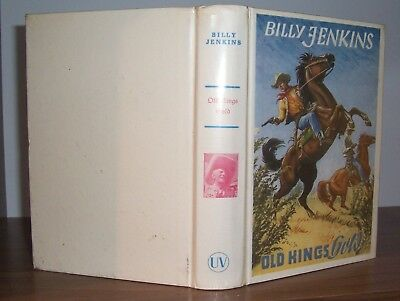 """Billy Jenkins-Buch  Nr. 77  """"Old Kings Gold""""   (Zust. 1)   kein Lb"""