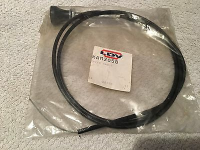 Classic Mini New Choke Cable Twist And Lock Genuine Part Old Stock