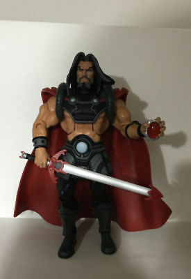 Masters of the Universe Classic - He-Man - Count Marzo - MotUC - Skeletor