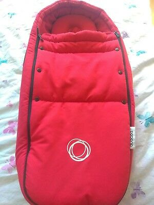Bugaboo Bee Cocoon Red Good Condition
