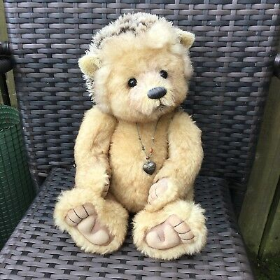 Charlie Bears Spike Isabelle Lee Collection Dolls & Bears Manufactured
