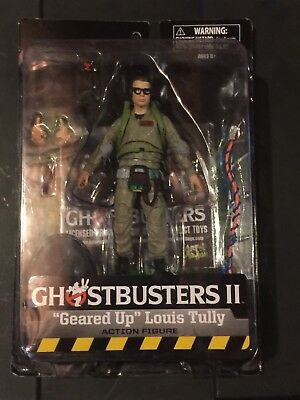 Diamond Select Toys Ghostbusters 2 Select: Geared Up Louis Tully Action Figure