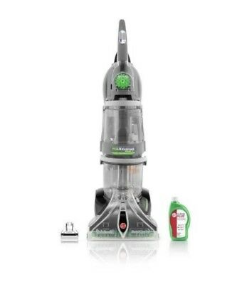 Hoover Max Extract Dual V - Black - Upright Cleaner