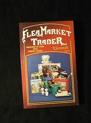 Flea Market Trader 1997 11th Edition Softcover Thousands of Items & Values Pb