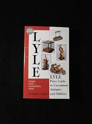Lyle Price Guide of Uncommon Antiques Oddities  Each item Illustrated PB 2000