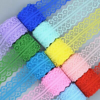 "50 Yards 1/2"" (12mm) Wedding Crafts Sheer Organza Ribbon Pick Your Color"