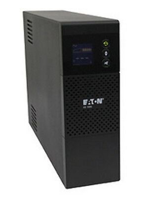 NEW Eaton 5S1600AU 1600VA 6AC outlet(s) Tower Black uninterruptible power supply