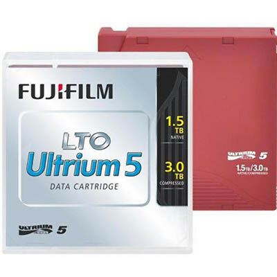 NEW FUJIFILM LTO 5F ULTRIUM DATA CARTRIDGE 1.5TB - 3TB free shipping