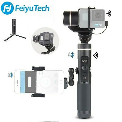 Feiyu G6 3 Axis Splashproof Gimbal WIFI Bluetooth OLED Screen for Hero 6 5 4 RX0