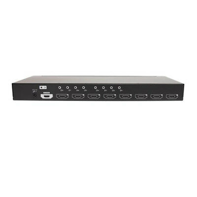 NEW StarTech.com 8-port HDMI splitter and signal amplifier free shipping