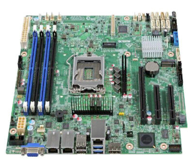 NEW Intel S1200SPSR Intel C236 Micro ATX server/workstation motherboard free shi