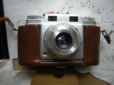 Agfa CRF with color apotar