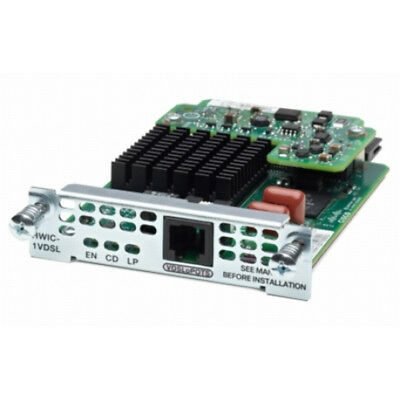 Cisco EHWIC-VA-DSL-A= Internal networking card