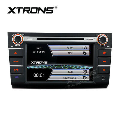 GPS Navigation Car DVD Player Bluetooth Radio Stereo For Suzuki Swift 2004-2010
