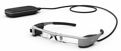NEW EPSON Moverio BT-300 Smart Glasses free shipping