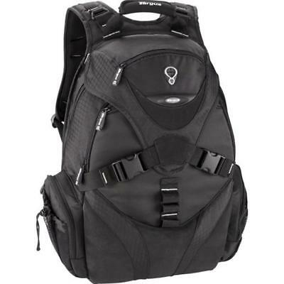 """NEW TARGUS 17.3"""" Voyager Backpack, Black LS free shipping"""
