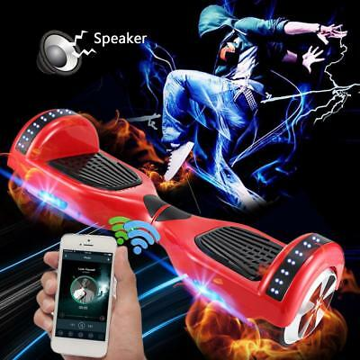 "6,5"" Bluetooth Smart Hover Board Self Balance Scooter Elektrorollere Skateboard"