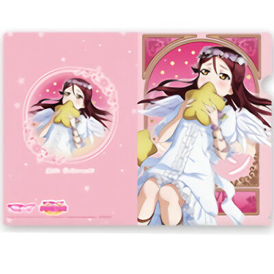 Love Live! Sunshine!! Tix. Redemption Riko Character A5 Clear File Anime Art