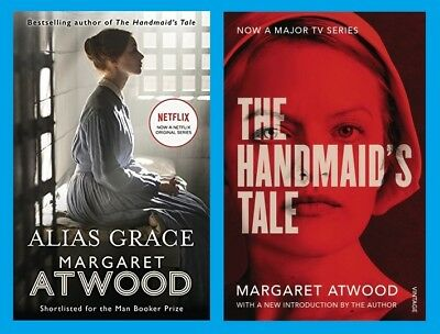 Margaret Atwood Double Pack Alias Grace & Handmaid's Tale New Paperback