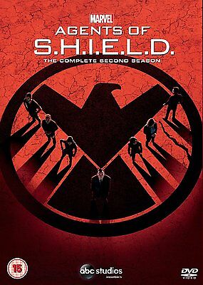 Marvel's Agents Of SHIELD Season 2/Series 2 Brand New Sealed DVD 8717418469856