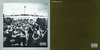 Kendrick Lamar CD Double Pack To Pimp a Butterfly and Untitled Albums