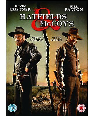 Hatfields and McCoys 2012 DVD Kevin Costner Bill Paxton 5035822479814