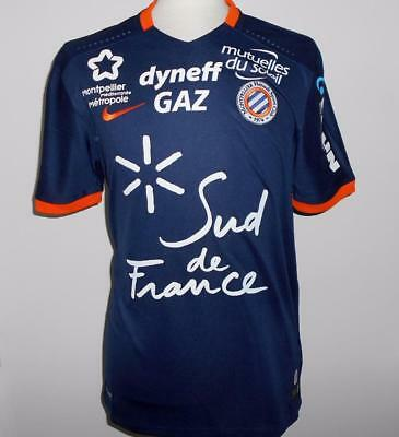 MONTPELLIER MHSC Nike Home Shirt 2016/17 NEW Small Jersey Maillot Domicile S