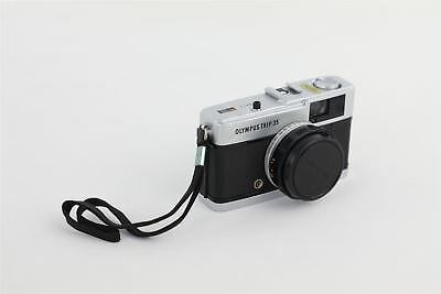 OLYMPUS TRIP 35 35mm Compact Camera in Case - Serial No: 4746972