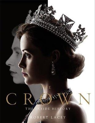 The Crown The Official Book of Season 1 Brand New Fast Post 9781911274988