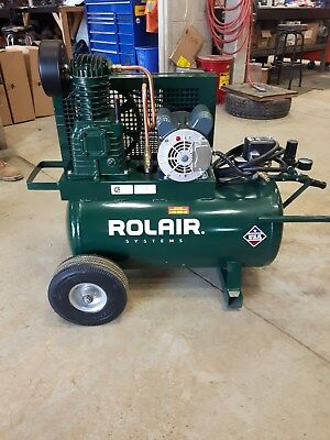 Rolair Electric Portable Air Compressor C5520K17-0260