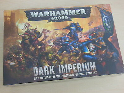 Warhammer 40k Dark Imperium Starterbox *Neu* Space Marines Death Guard