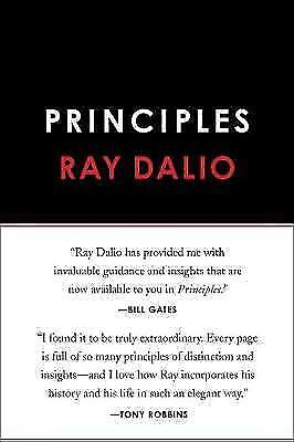 Principles: Life and Work (Hardcover)  Ray Dalio (Author) 1501124021