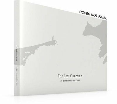 1.99The Last Guardian: An Extraordinary Story HB Pre-Order 9783869930800