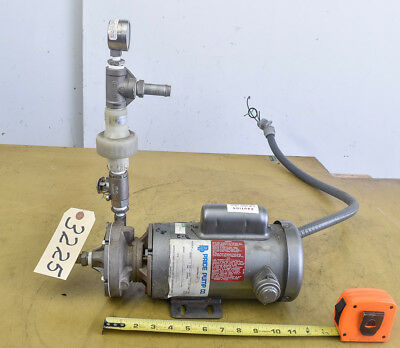 Price Centrifugal Pump (CTAM #3225)