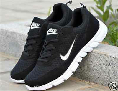 FASHION Men AND LADIES PUMPS TRAINERS LACE UP SPORTS RUNNING SHOES FREE SHIPPING