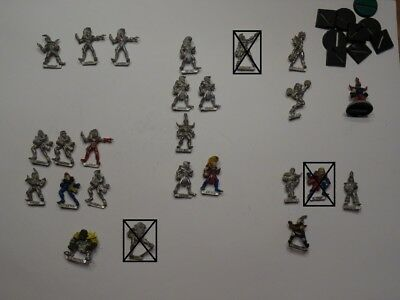 choose one or more Blood Bowl Miniatures and send an offer (GW, Games Workshop)
